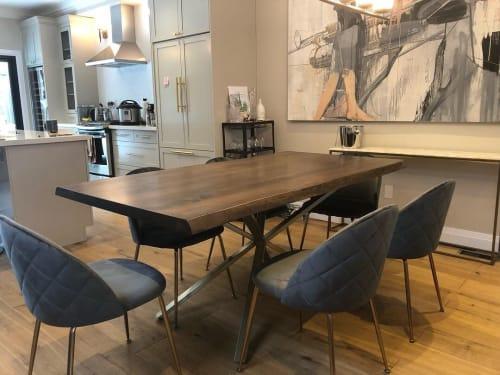 Toronto Workshop - Tables and Furniture