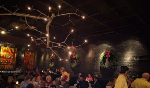 Chandeliers by CP Lighting seen at Kevin Rathbun Steak, Atlanta - newGROWTH Chandelier