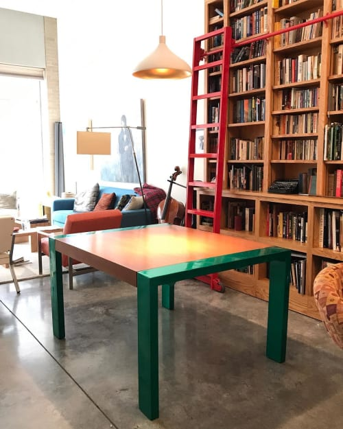 Tables by Raleigh Slabs seen at Private Residence, Raleigh - Custom Table