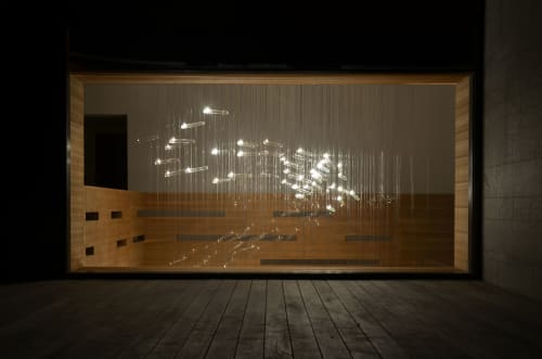 Lighting Design by DRIFT seen at Private Residence, Moscow - Flylight