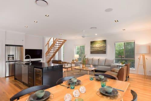 Interior Design by Jumble & Stack seen at Private Residence, Brisbane, Brisbane - Finnegan Circuit