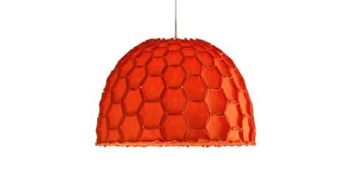Pendants by Designtree seen at Juniper Restaurant & Bar, Wellington - Nectar Lamp