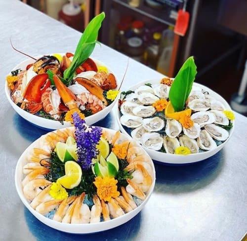 Tableware by Tina Frey seen at Four Seasons Resort Palm Beach, Palm Beach - Serving Bowls