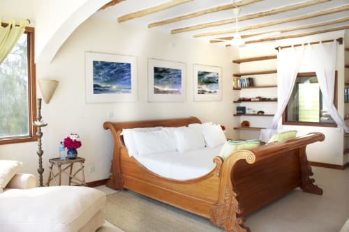 Photography by Tabitha Soren seen at Private Residence, Mililani - Weathering - Oceans