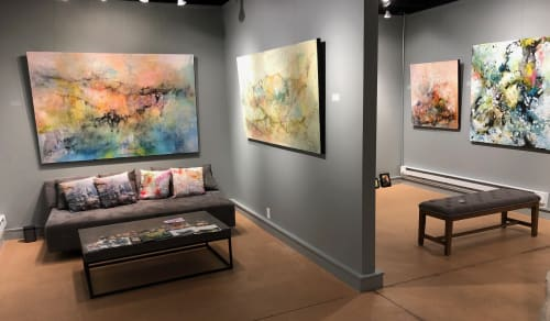 Paintings and Art & Wall Decor by The Mink Gallery