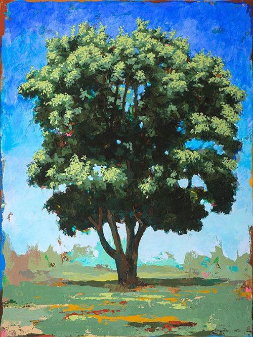 Paintings by David Palmer Studio seen at Pasadena, Pasadena - Portrait #6