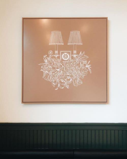 Art & Wall Decor by Anna Nunez seen at Convene, Washington - Print