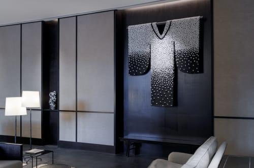 "Art & Wall Decor by CAROLINE YI CHENG seen at The Middle House, Jingan Qu - ""Prosperity"" - Ceramic"