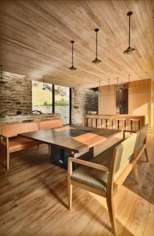 Interior Design by Cruikshank Furniture seen at Private Residence, Wanaka - Cruikshank Interior