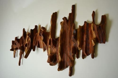 Lutz Hornischer - Sculptures & Wood Art - Sculptures and Art