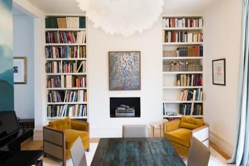 Interior Design by Caroline Cobbold seen at Private Residence, London - Interior Design