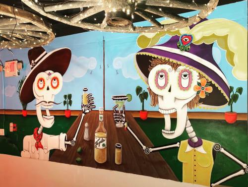 Alberto Cruz - Murals and Art
