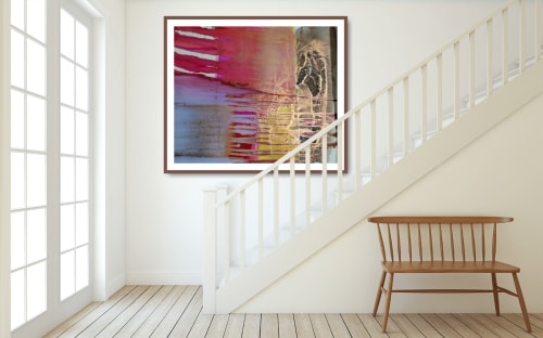 Paintings by Chanchal Singh (Tamanna) seen at Creator's Studio, New Delhi - Chanchal Singh