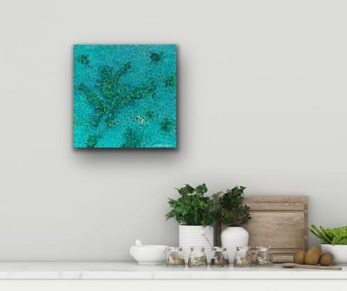 Paintings by Elizabeth Langreiter Art seen at Creator's Studio, Sydney - Magic Memories II