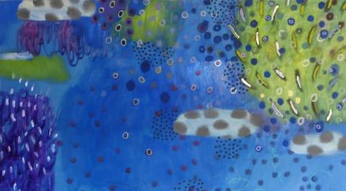 Tati Kaupp - Paintings and Art