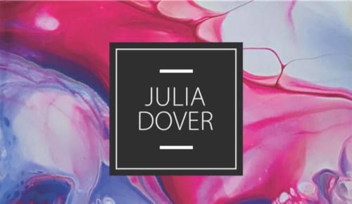 Julia Dover Art - Paintings and Art