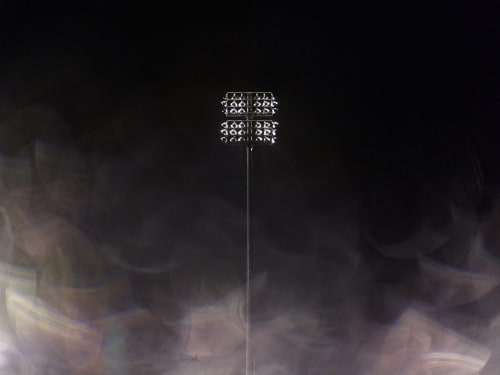 Photography by Tabitha Soren seen at Private Residence, Berkeley - Fantasy life - Baseball, Black and White, Color
