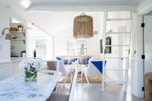 Interior Design by Melanie Gowen Design seen at Time & Tide Cottage, Nantucket - Time & Tide - Nantucket Cottage