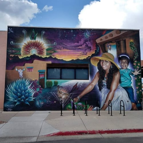 VELA ART - Street Murals and Murals