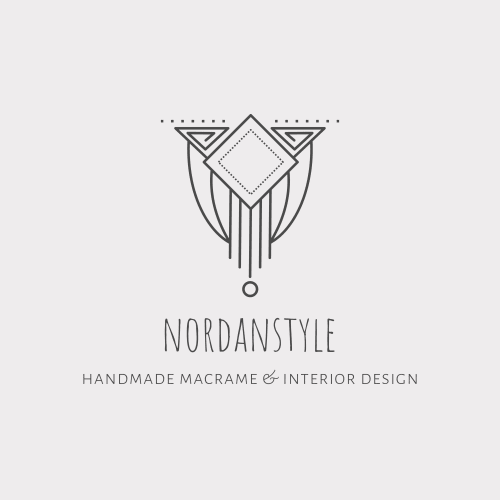 Nordanstyle - Macrame Wall Hanging and Art