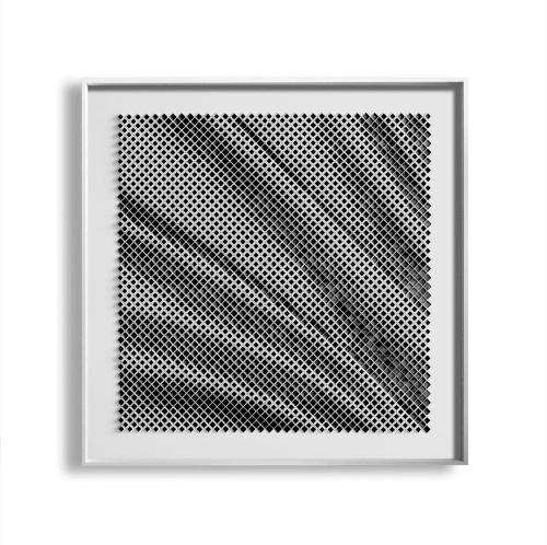 Art & Wall Decor by Yossi Ban Abu - Fabric & Infinity