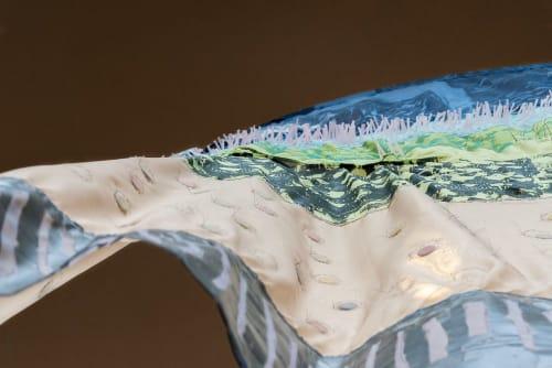 Art Curation by Hey Hue seen at Civic Center Park/Capitol City Park, Denver - Narrative Landscape