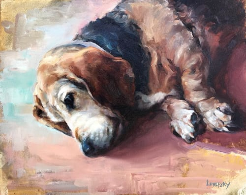 Heather Lenefsky Art - Paintings and Art