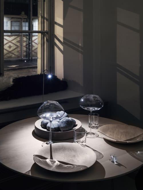 Lighting by Saas Instruments at Restaurant Ultima, Helsinki - Light ware