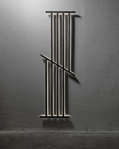 Sculptures by Gustavo Martini seen at Private Residence - Italic