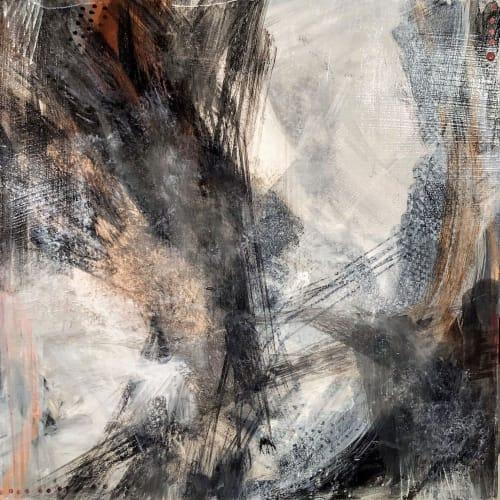 Paintings by Melanie Biehle seen at Seattle, Seattle - Small works by Melanie Biehle