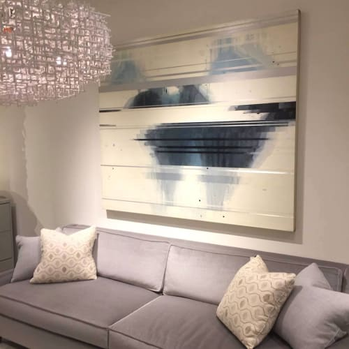 Paintings by Cynthia Ona Innis at Private Residence, Los Angeles - Tuolumne