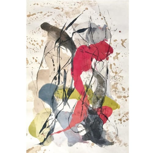 Paintings by Tracey Adams seen at Private Residence, Vail - Abstract Paintings