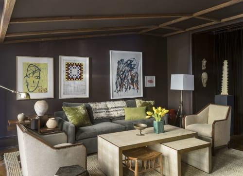 Interior Design by Glenn Gissler Design seen at Private Residence, Brooklyn - Brooklyn Heights Duplex