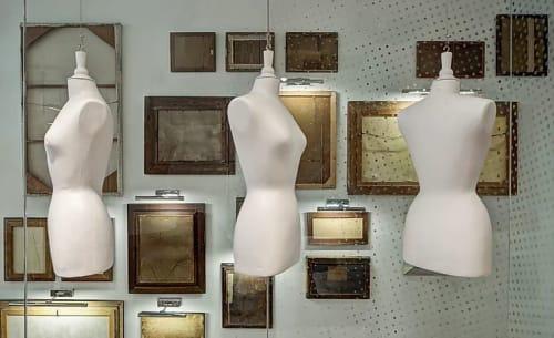 Maison Margiela San Francisco Boutique, Stores, Interior Design