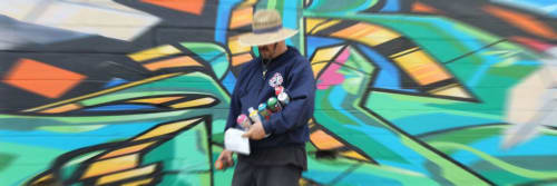 Crayone - Street Murals and Murals