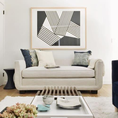 Paintings by Jaime Derringer seen at Private Residence, Los Angeles - Painting