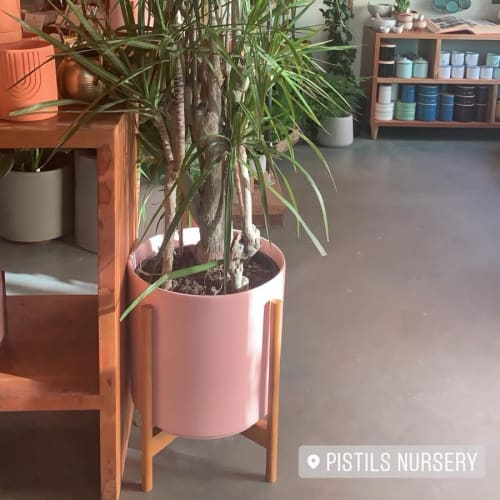 Vases & Vessels by LBE Design seen at Pistils Nursery, Portland - The Ten w/ Stand Planter