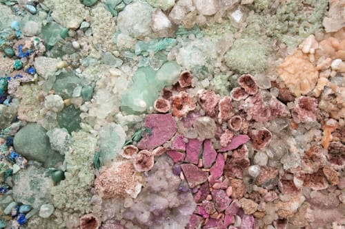 Connie Chantilis - Art and Public Mosaics