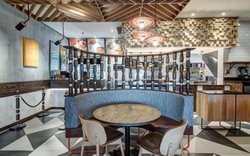 Interior Design by GIH Studio seen at Nando's Bethal, Bethal - Nandos - Bethal