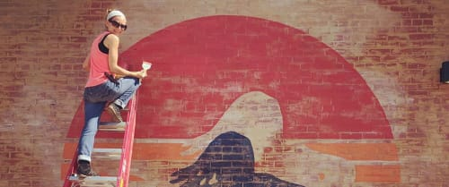 Alison Hamil Art - Murals and Street Murals