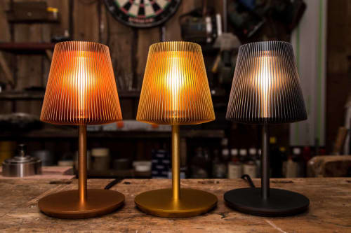 Lamps by EOQ at Copenhagen, Denmark, Copenhagen - Bramah Table Lamp