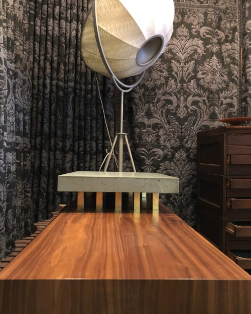 Furniture by Jessie Nelson at d&d Building, New York - Board 01