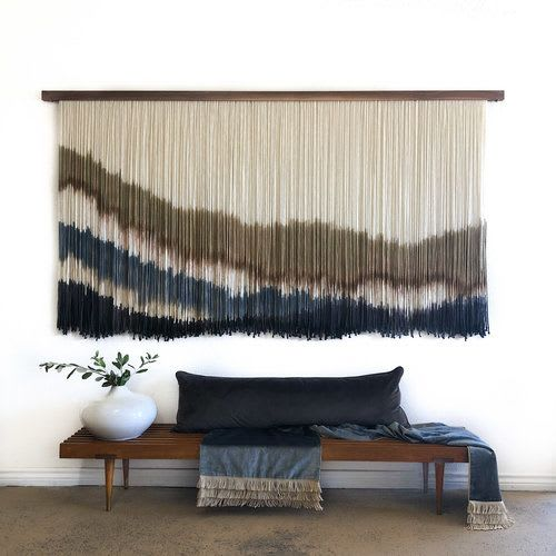 Wall Hangings by Lauren Williams seen at Private Residence, Los Angeles - Hendrix