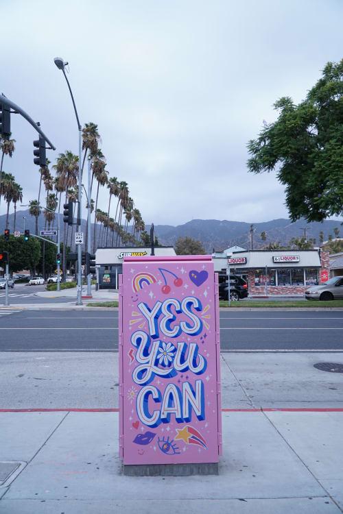 Ruby Chen - Street Murals and Public Art