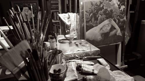 Jon Christopher Gernon Fine Art - Paintings and Art