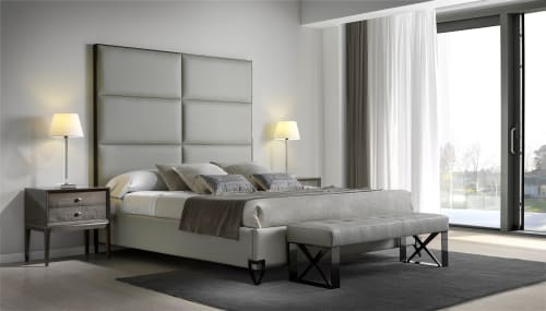 Beds & Accessories by Amboan seen at Private Residence, San Francisco - Bedroom scene