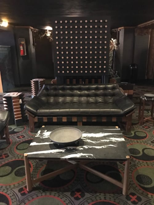 Tables by Lawson-Fenning seen at Indie Congress, Ace Hotel Theater DTLA 2019, Los Angeles - Bronson Coffee Table