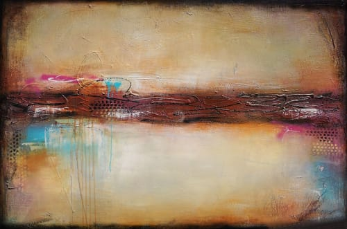Paintings by Tara Catalano Studios seen at Creator's Studio, Phoenix - Journey to Love