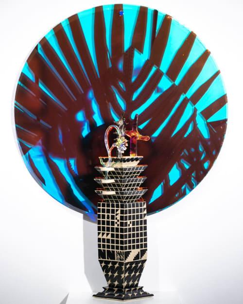 Alex Kovacs Boy Ceramics - Sculptures and Art