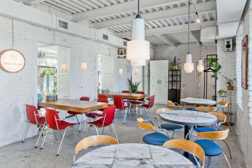 Interior Design by FD Studio seen at ЮЛА PIZZA, Nizhnij Novgorod - Yula Pizza